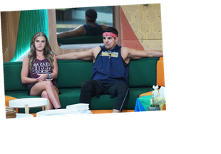 'The Challenge 36': Fessy Shafaat's Ex Haleigh Broucher Says He Left Her While in the House
