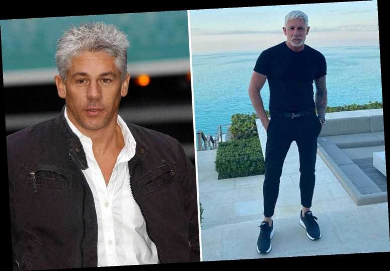 Celebs Go Dating's Wayne Lineker, 58, is unrecognisable in throwback from 2005 as he's slammed for only dating under 30s
