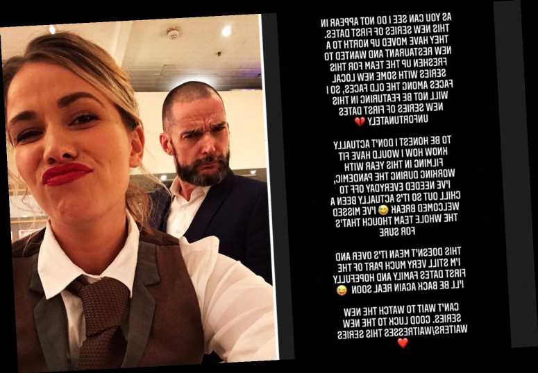 NHS paramedic hero Laura Tott dropped as First Dates waitress after show moves to Manchester