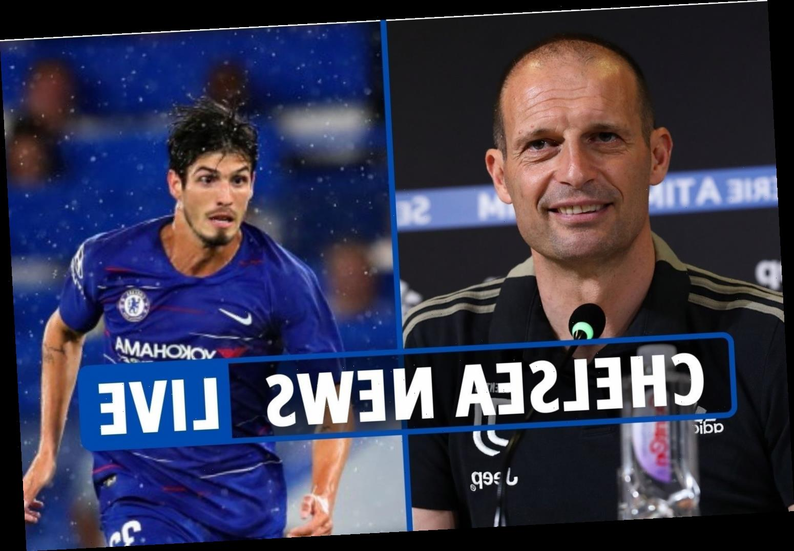8am Chelsea transfer news LIVE: Piazon LEAVES, Tuchel and Allegri included on manager shortlist, Rice LATEST