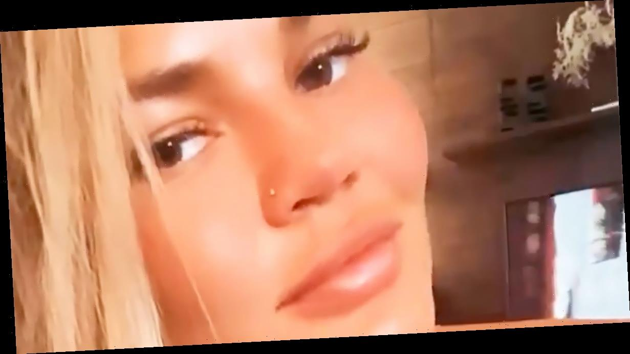 LOL! Chrissy Teigen Gets Her Nose Re-Pierced After the 1st One Fell Out