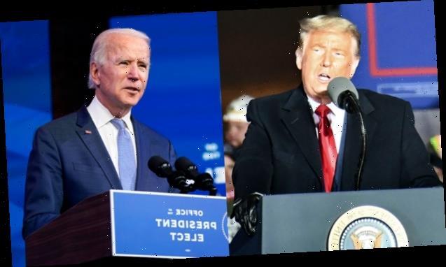 Trump Announces He Wont Attend Joe Biden's Inauguration & Twitter Responds