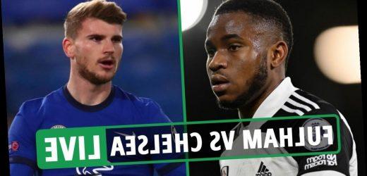 Fulham vs Chelsea LIVE: Live stream, TV channel, team news, kick-off time for Premier League derby clash TONIGHT