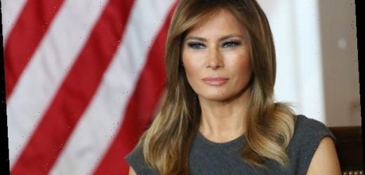 First Lady Melania Trump Lashes Out at Post-Riot Criticism