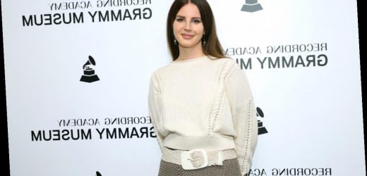 Lana Del Rey Says Trump 'Doesn't Know' He Incited Capitol Riot