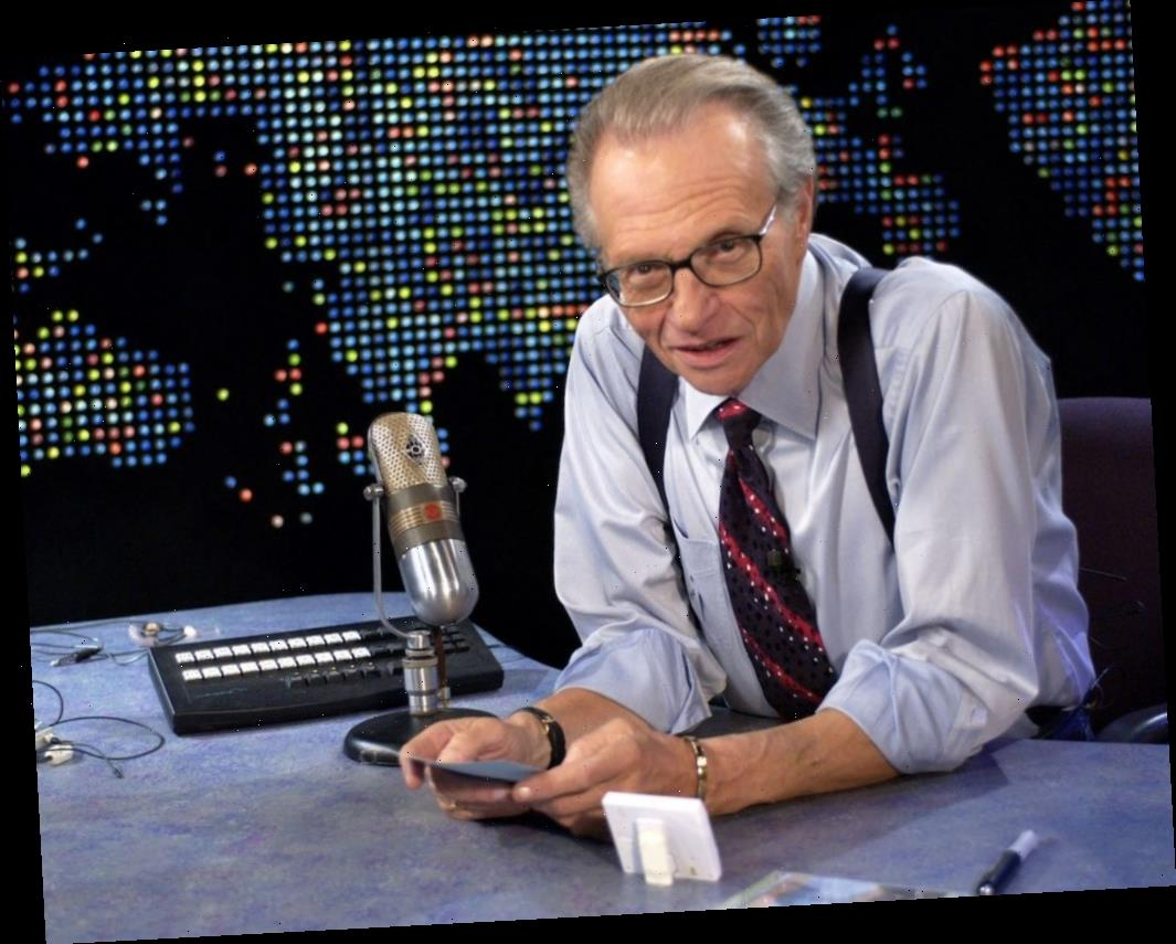 The 1 Interview Larry King Was Asked Most About: 'It Ain't Even Close'