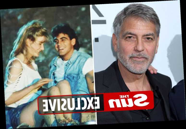George Clooney dreading release of cheap horror film he made 39 years ago