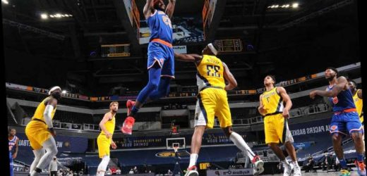 Knicks giving fanbase a reason to hope
