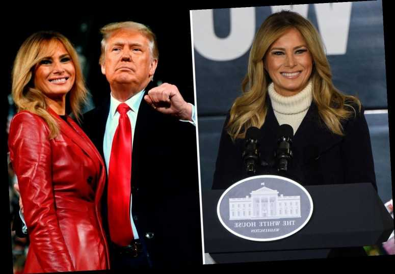 Melania Trump is NOT a victim and won't leave White House apologizing for her husband's behavior, author says