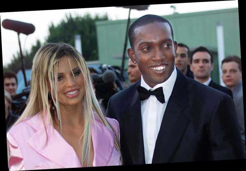 What is Dwight Yorke's net worth, when did he and Katie Price split and who are the former Manchester United star's children?