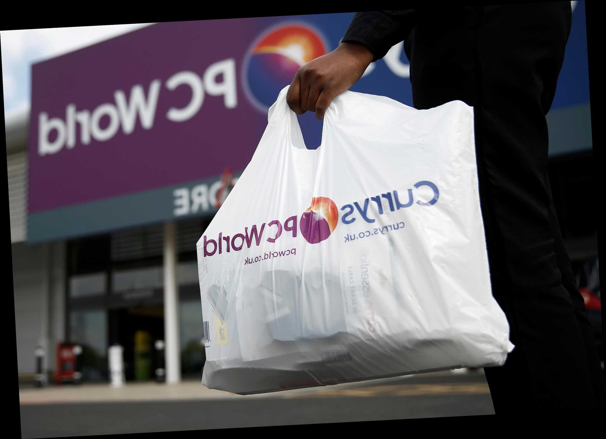 Is Currys PC World open today in lockdown? Opening times and advice