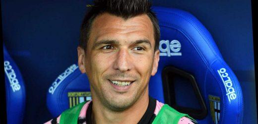 Ex-Man Utd transfer target Mario Mandzukic set for AC Milan medical after leaving Qatari side Al-Duhail