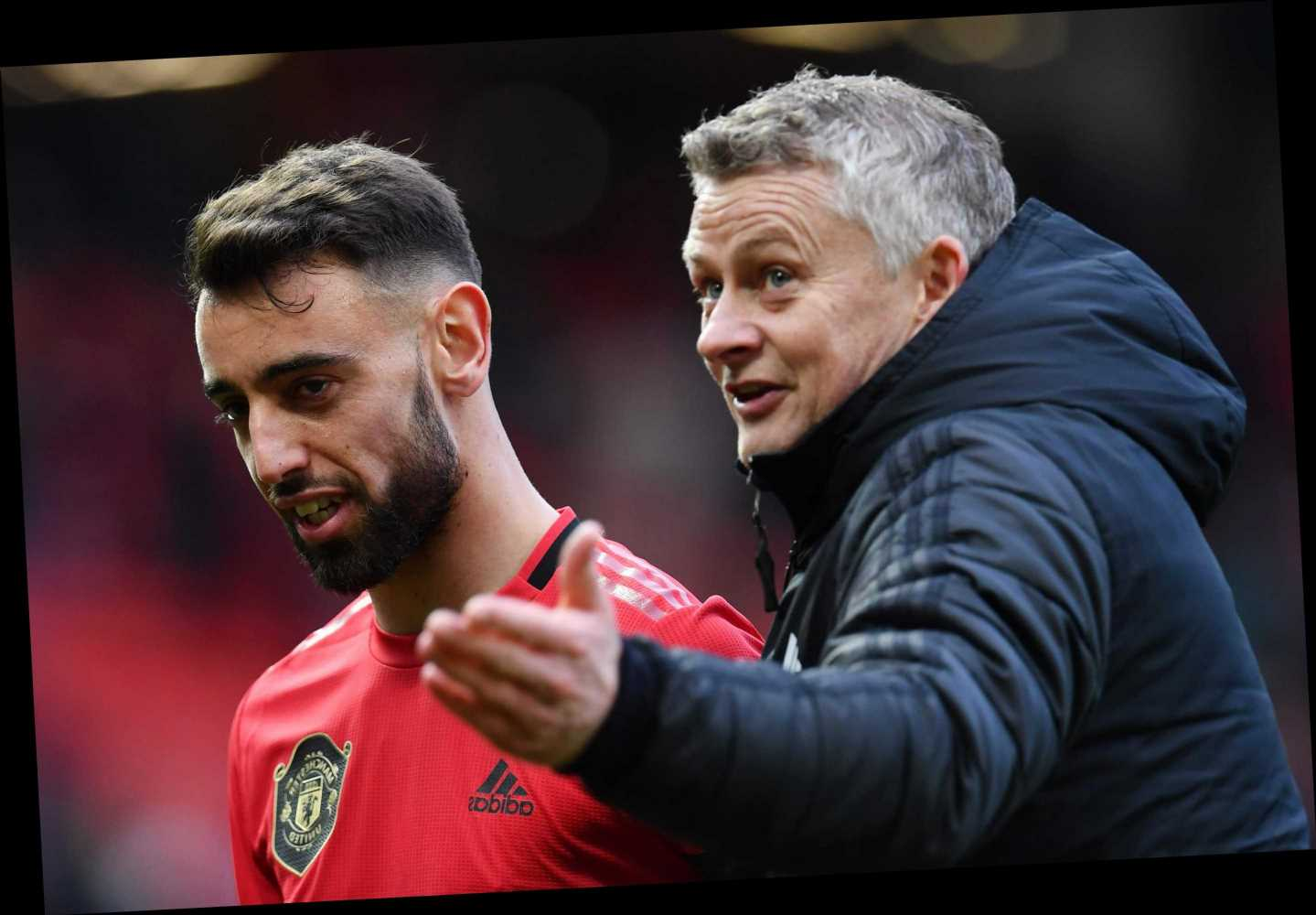 Ole Gunnar Solskjaer forced to defend Man Utd superstar Bruno Fernandes after criticism of display at Liverpool