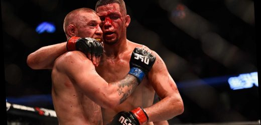 Conor McGregor reveals plans for long run at lightweight as he welcomes trilogy with rival Nate Diaz ahead of UFC 257