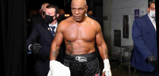 Mike Tyson confirms he will fight again in 2021, insisting 'It will be better this time' after Roy Jones Jr bout