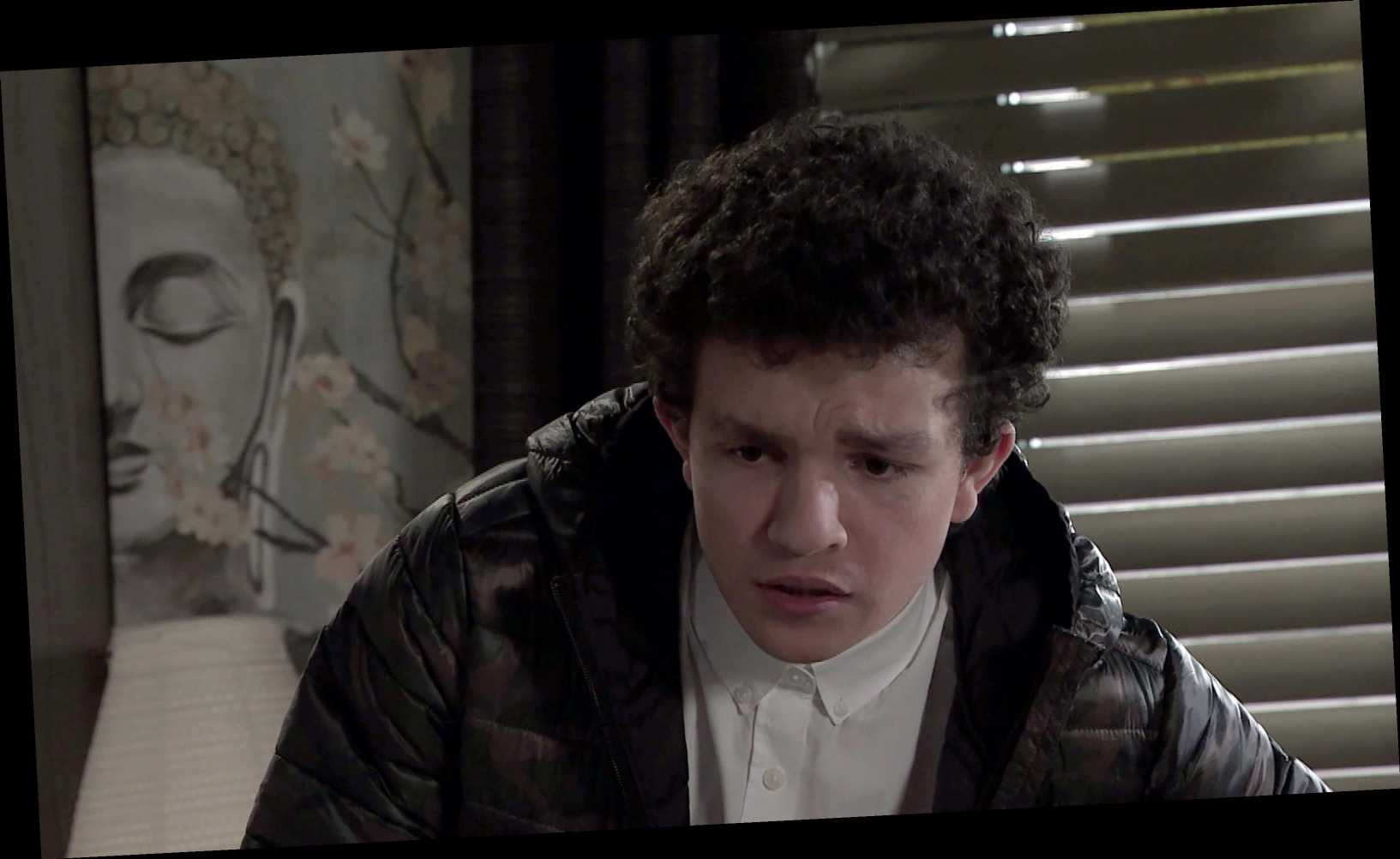 Seven huge Coronation Street spoilers for next week including Simon Barlow's shock drugs storyline