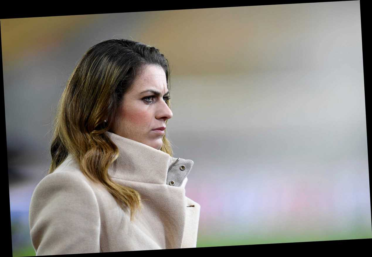 Who is Karen Carney, who did she play for, when did she retire and how long has she been a football pundit?