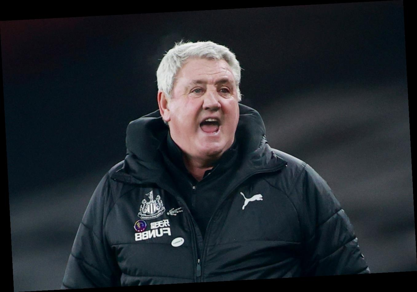 Under-fire Steve Bruce admits he is 'fair game' and tells Newcastle flops they were 's***e' against Sheff Utd