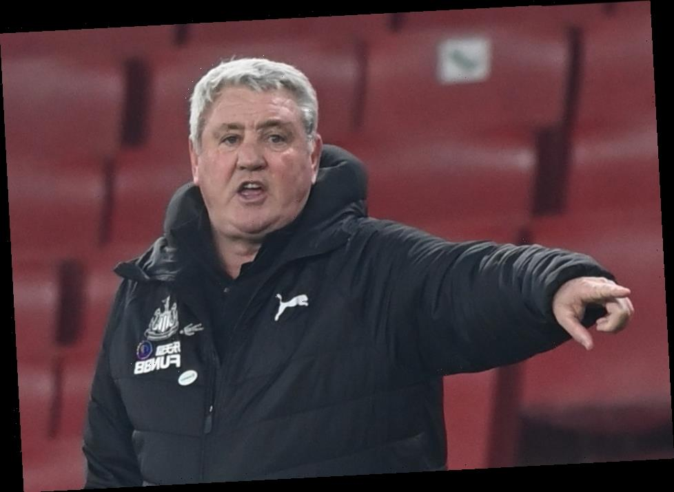 Newcastle BAN newspaper journalists from questioning under-fire Steve Bruce after horror run of 10 games without win