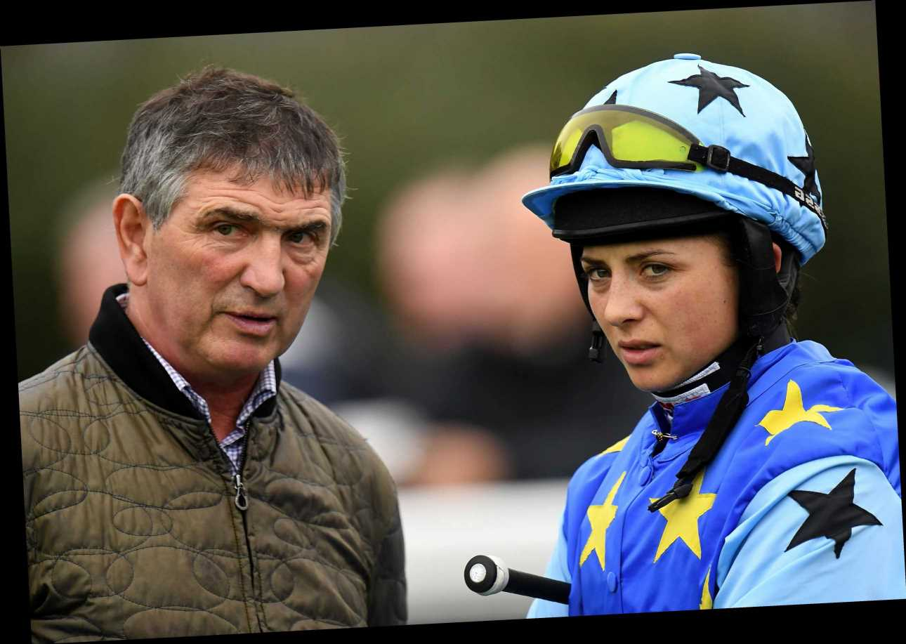 Bryony Frost's dad blasts bullies amid probe into star jockey's treatment following 'bust-up over dead horse'