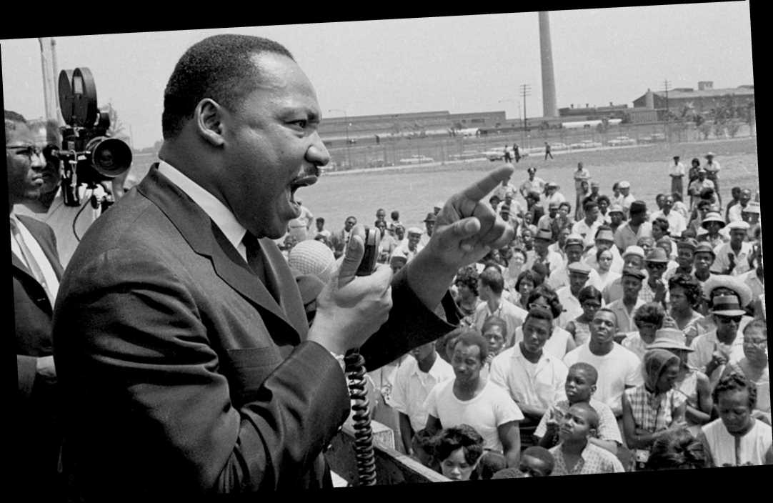 Are shops and businesses closed on Martin Luther King Day?