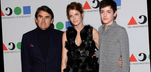 Who is Peter Brant and what is his net worth?