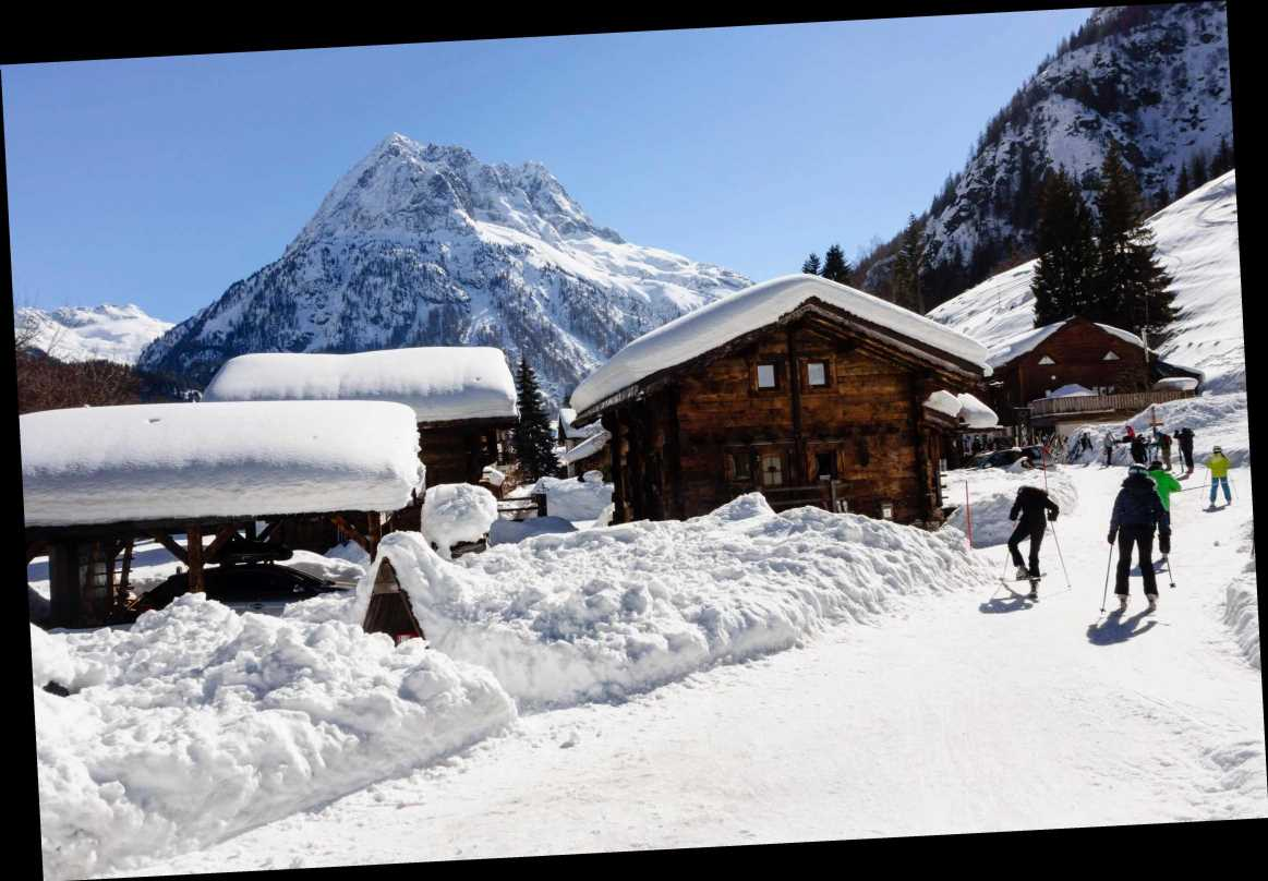 Group of 26 British students quarantined in French ski resort after 16 tested positive for Covid days after arriving
