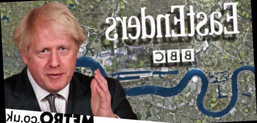 Boris Johnson forces EastEnders and Coronation Street into TV clash