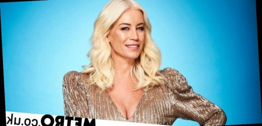 Dancing On Ice's Denise Van Outen 'nearly passed out' from pain after fall