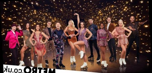 Who left Dancing On Ice 2021 after Musicals Week?