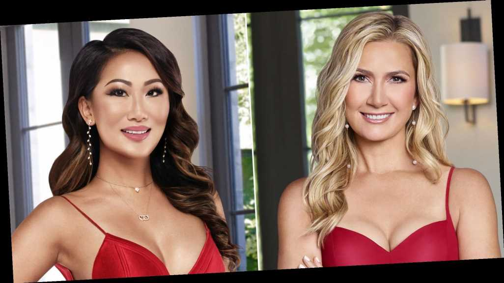 RHOD's Kary Brittingham, Dr. Tiffany Moon Feud Over Snake Necklace