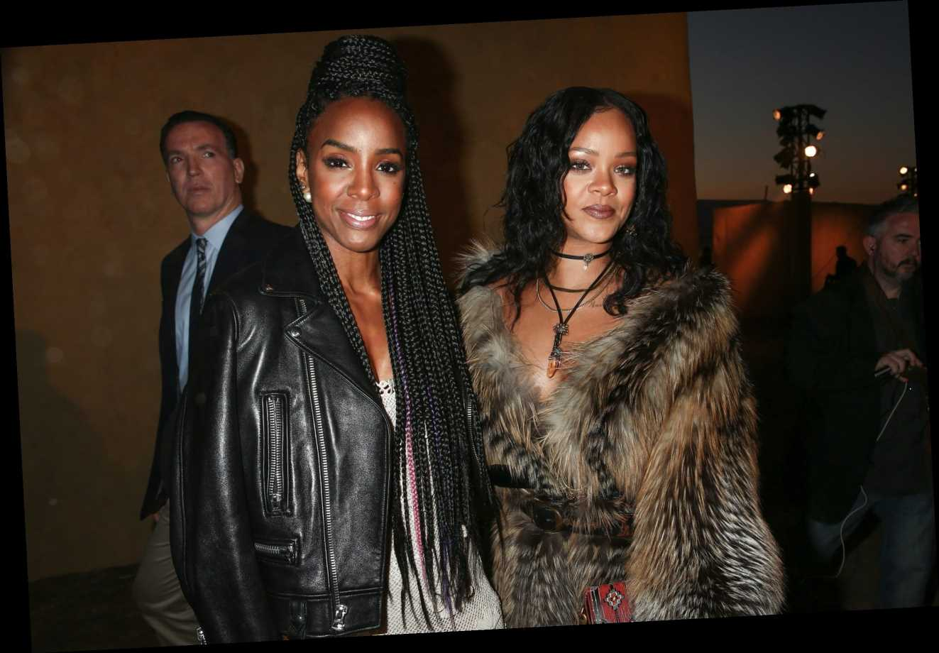 The Hilarious Way Rihanna Unknowingly Helped Kelly Rowland With Parenting Duties