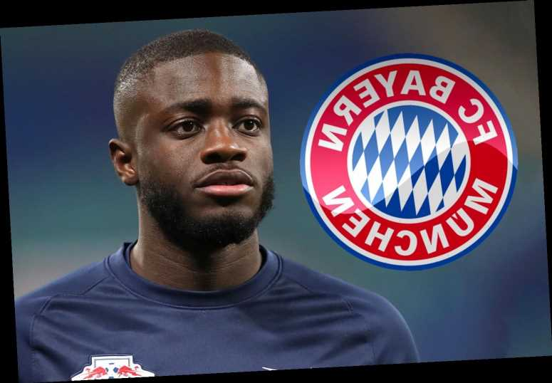 Man Utd target Dayot Upamecano in talks with Bayern Munich, confirms German champs' sporting director