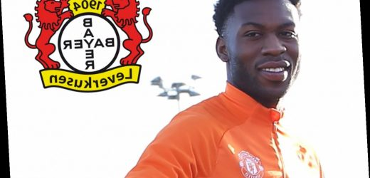Man Utd defender Timothy Fosu-Mensah set for £1.5m Bayer Leverkusen transfer after rejecting new contract offer
