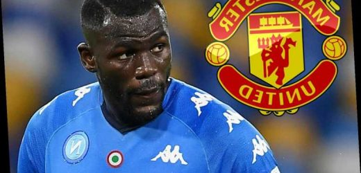 Kalidou Koulibaly 'wants Man Utd transfer' with Ole Gunnar Solskjaer huge fan but £100m Napoli demands could be issue
