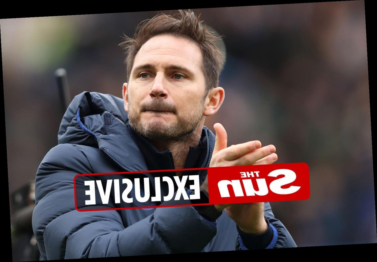 Frank Lampard was driving to Chelsea training when he was summoned to Stamford Bridge to be sacked in 30-minute meeting