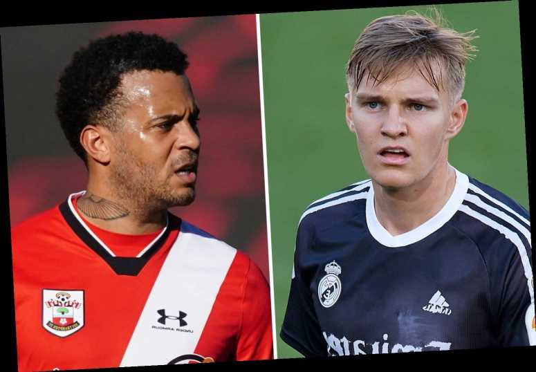 Arsenal transfer plans revealed with Arteta targeting five more deals before January window shuts including Odegaard