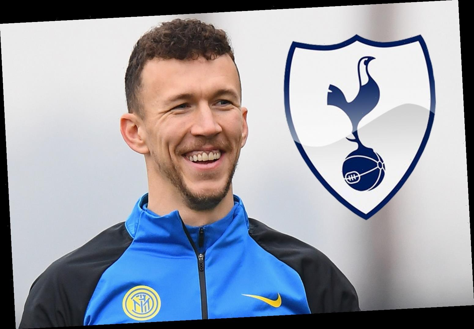 Tottenham 'holding transfer talks with Ivan Perisic' as Mourinho goes in again for ace after missing out at Man Utd