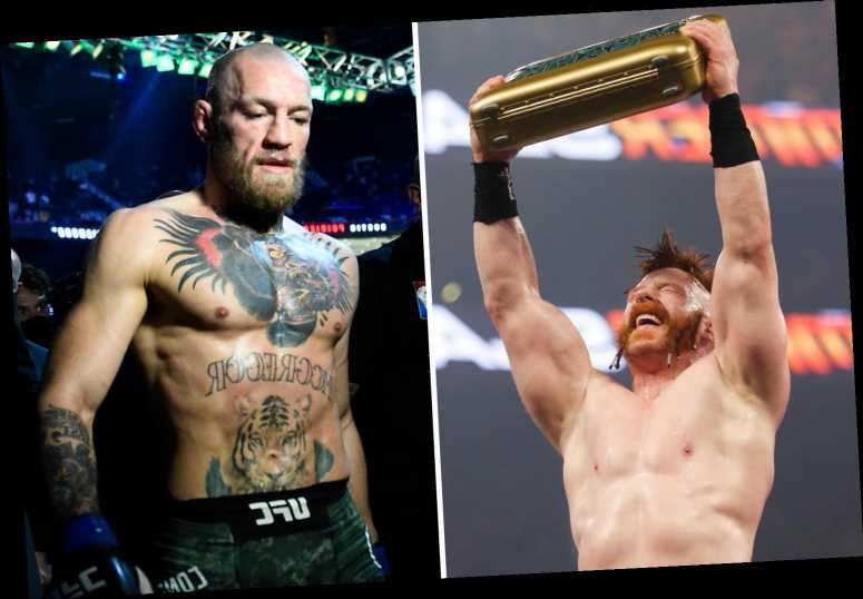 Conor McGregor WILL fight in WWE, predicts Sheamus despite UFC icon's insulting comments about wrestling 'dweebs'