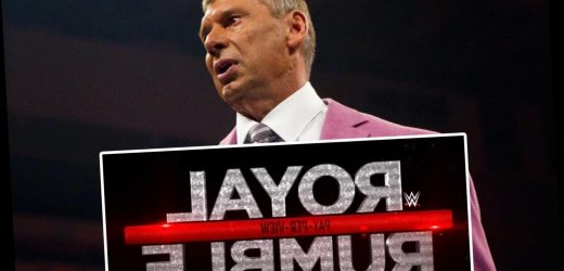 WWE planning 'scary' men's Royal Rumble finish which is getting 'huge consideration' by boss Vince McMahon