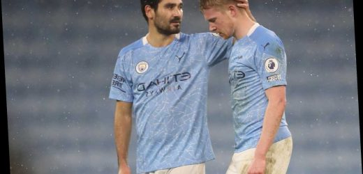 Injuries and suspensions ahead of Dream Team Game Week 18 – Kevin De Bruyne set to miss FA Cup tie