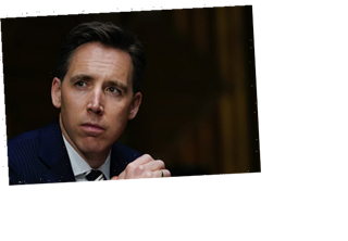 Sen Josh Hawley Claims He's Been 'Canceled' — in NY Post Cover Essay