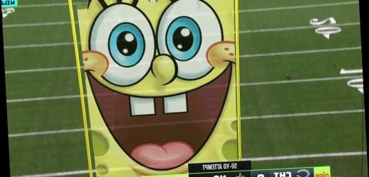 Slime-filled NFL playoff game on Nickelodeon is a hit