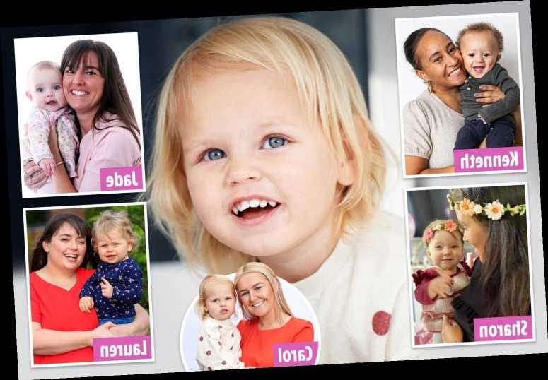 From Sharon to Jade – parents reveal why they saved names from the brink of extinction