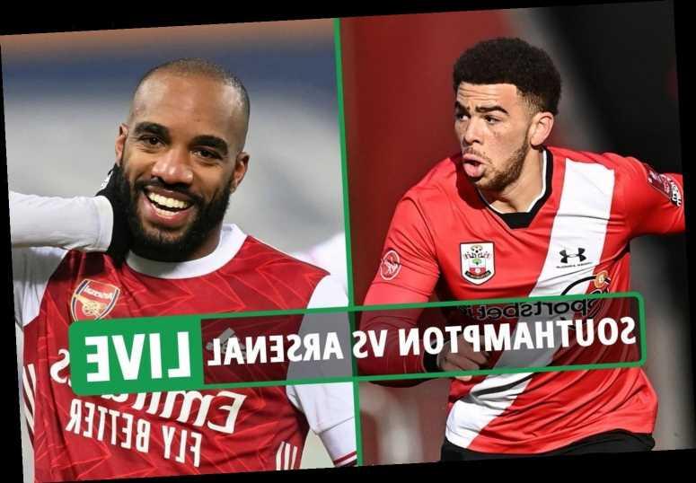 Southampton vs Arsenal LIVE: Stream FREE, TV channel, team news IMMINENT – Premier League latest updates