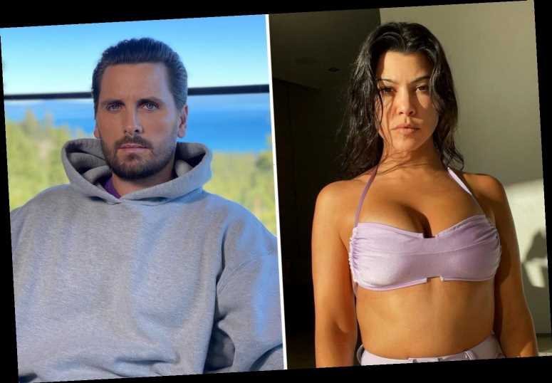 Scott Disick 'jealous' of Kourtney Kardashian's new romance with Travis Barker despite fling with Amelia Hamlin, 19