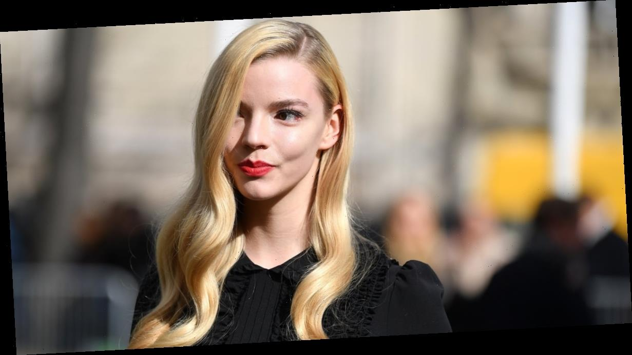 What Would a Modern Day Beth Harmon Wear? Anya Taylor-Joy Shows Us