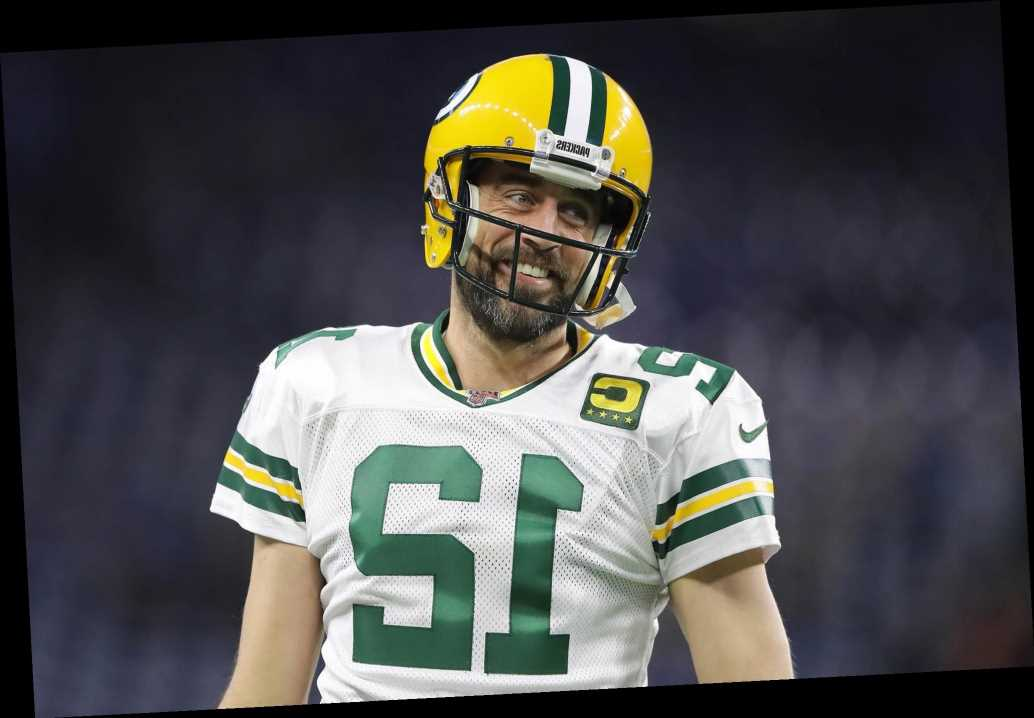 Aaron Rodgers will guest host 'Jeopardy!' after playoffs end