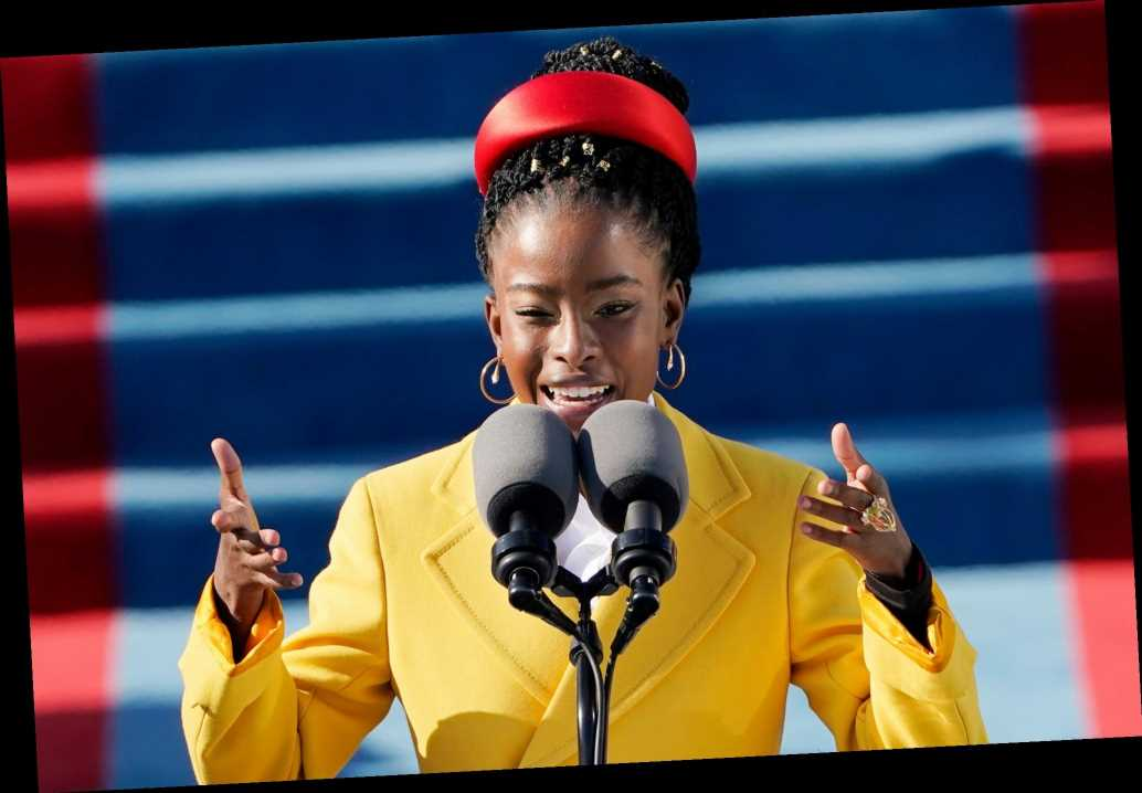 Meet Amanda Gorman, who made history as youngest inaugural poet