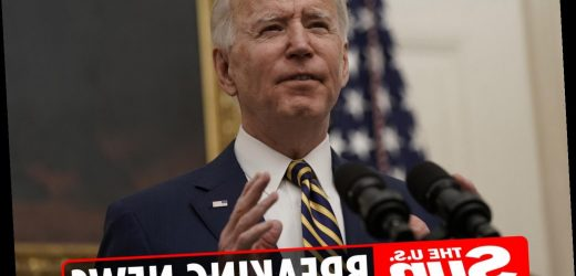 Biden speeds up $1,400 stimulus checks as he signs executive order on Covid relief